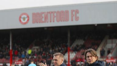 Brentford 'looking to strengthen squad'
