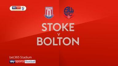 Stoke 2-0 Bolton