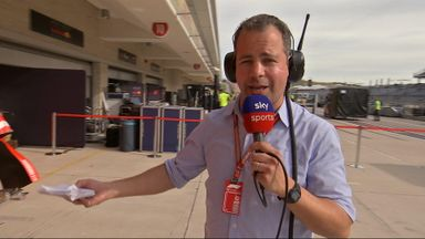 Ted's Notebook - US GP