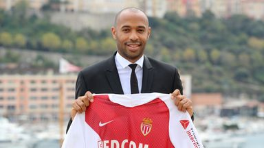 Henry: Pep my footballing reference