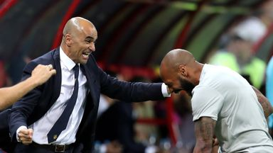 Martinez backs Henry to be 'top coach'