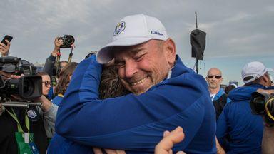 Bjorn: Celebrations were emotional!