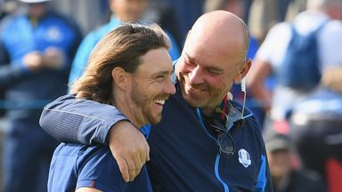 Bjorn: Majors next for Fleetwood