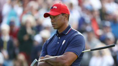 Tiger & Mickelson show baffles Butch