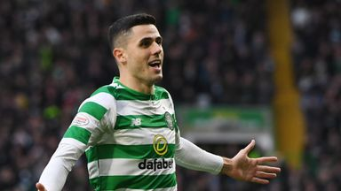 Rodgers unhappy about Rogic situation