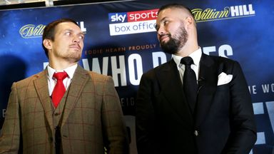 Bellew: I'll find a way to beat Usyk