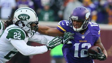 Vikings 37-17 Jets