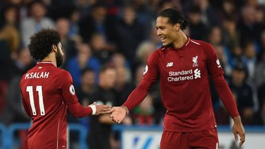 'Players picked Van Dijk as captain'