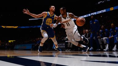 Warriors 98-100 Nuggets