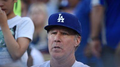 Will Ferrell turns cheerleader at LAFC!