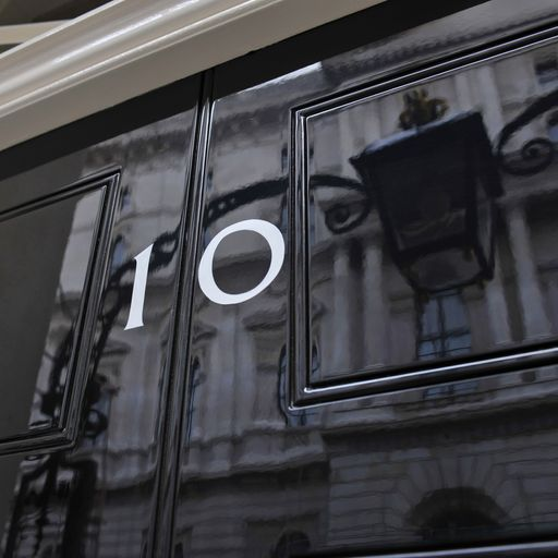 Tory MP says No 10 behind 'knifing' PM remarks