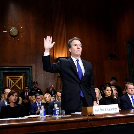 Why the Brett Kavanaugh case matters