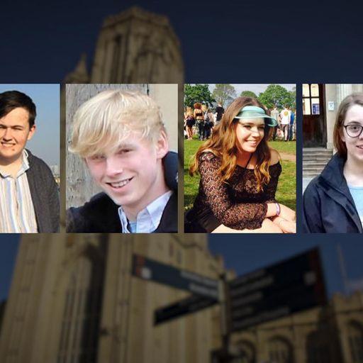 Uni students back suicide prevention measures