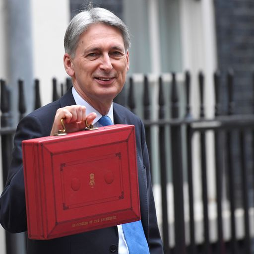 The 2018 budget: What to look out for