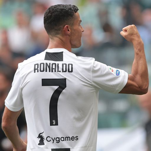 detailed look 5ffac 204f6 Cristiano Ronaldo rape claim: Juventus' share price plunges ...