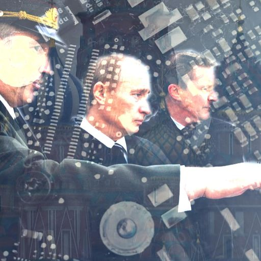 What is Russia's GRU intelligence agency?