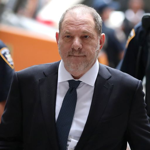 Harvey Weinstein may 'have targeted nearly 1,000 women'