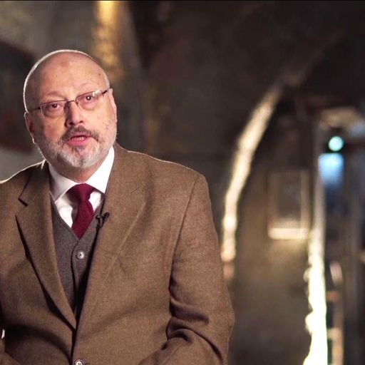 Jamal Khashoggi's final words revealed in consulate recordings