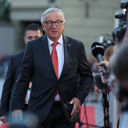 Juncker: Brexit deal could be reached within weeks