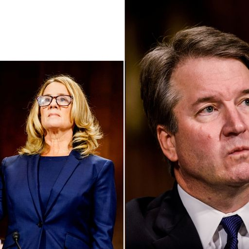 No happy ending likely however Brett Kavanaugh scandal ends