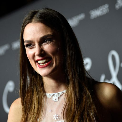 Keira Knightley reveals she had mental breakdown