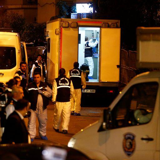 Jamal Khashoggi: Recording emerges of journalist 'torture and murder'