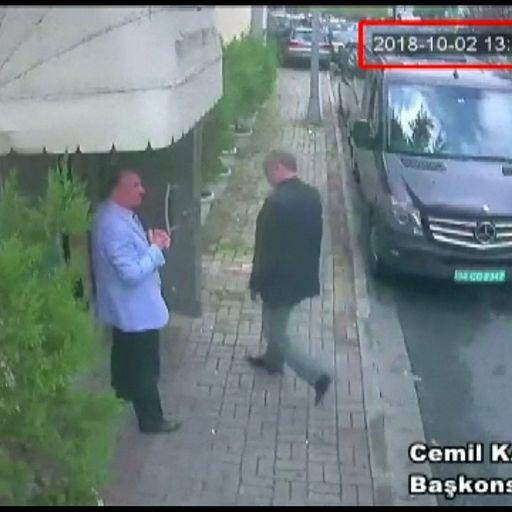 Jamal Khashoggi: How journalist met his death
