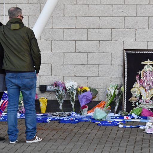 Leicester City helicopter crash: What we know so far