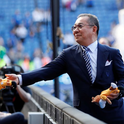 Who is Leicester owner Vichai Srivaddhanaprabha?