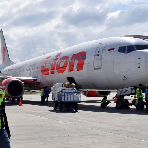 Lion Air: A look at Indonesian airline's deadly past