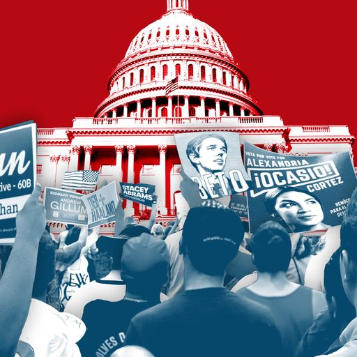 The outsiders shaking up US midterms