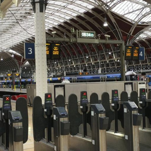 How to get around Paddington station closure