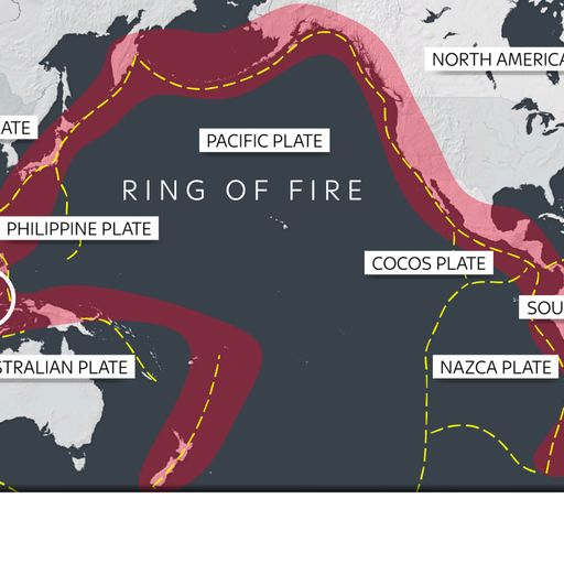 Ring of fire: Why Indonesia has so many earthquakes