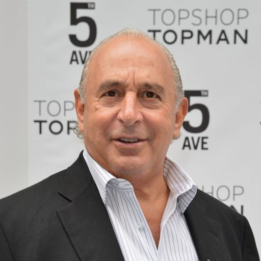 Sir Philip Green ends court fight with Daily Telegraph