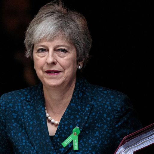 Downing Street: PM won't agree Brexit deal that 'traps' UK in customs union