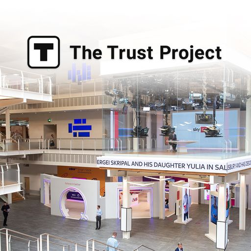Sky News joins The Trust Project