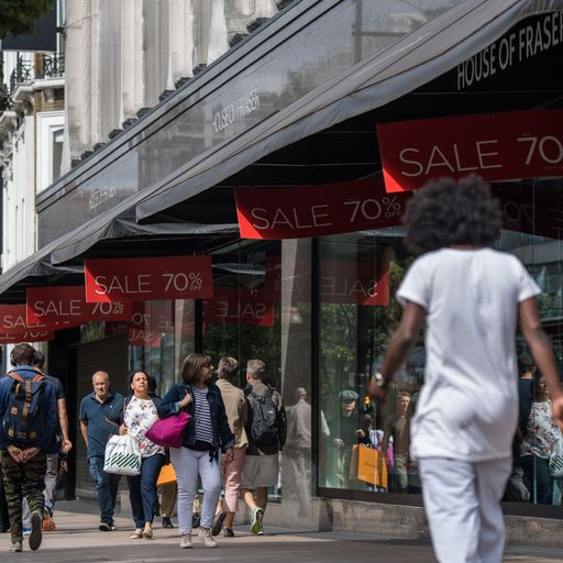 Chancellor plans £1.5bn high street boost and overhaul of wedding rules
