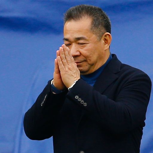 Who is Leicester City owner Vichai Srivaddhanaprabha?