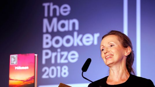 Anna Burns is the first Northern Irish writer to win the prize