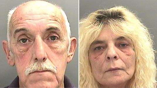 Undated handout photo issued by South Wales Police of Avril Griffiths, 61, who has been jailed for a total of 36 years, along with her husband, Peter Griffiths, 65, for grooming and raping teenage girls between 1978 and 1993. PRESS ASSOCIATION Photo. Issue date: Thursday October 18, 2018. The couple from Barry, South Wales, who took part in dogging and group sex, were found guilty of rape, indecent assault and taking indecent photos of a child relating to three female victims. See PA story COURT
