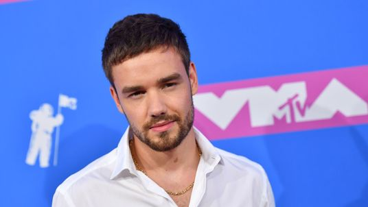 Liam Payne attends the 2018 MTV Video Music Awards at Radio City Music Hall on August 20, 2018 in New York City
