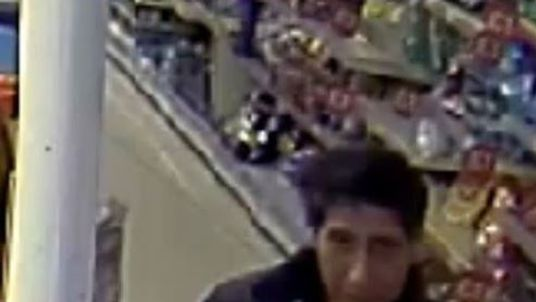 Facebook users say the suspect in a theft in Blackpool looks like David Schwimmer