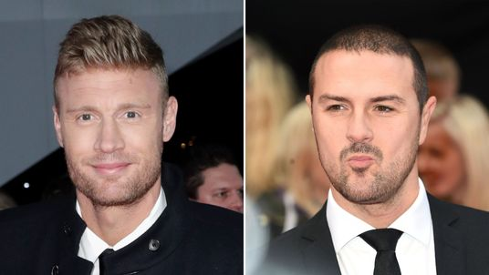 Andrew 'Freddie' Flintoff and Paddy McGuinness will present Top Gear