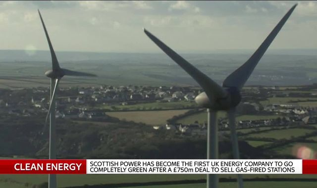 Storm Atiyah blows in new British wind power record