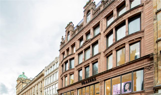Mike Ashley snaps up Glasgow's House of Fraser for £95m