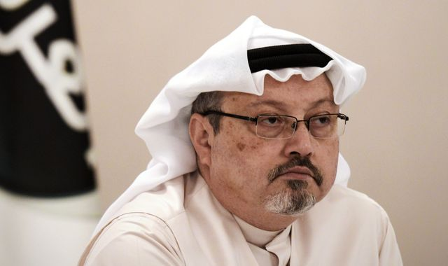 Saudi official says kingdom pursuing justice in Jamal Khashoggi murder