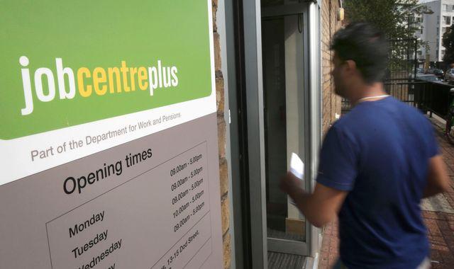 Biggest jobs slump in four years as vacancies fall