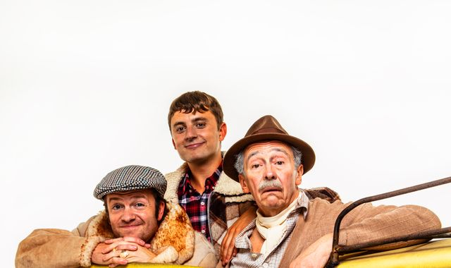 Cushty! Only Fools and Horses musical has its premiere in London