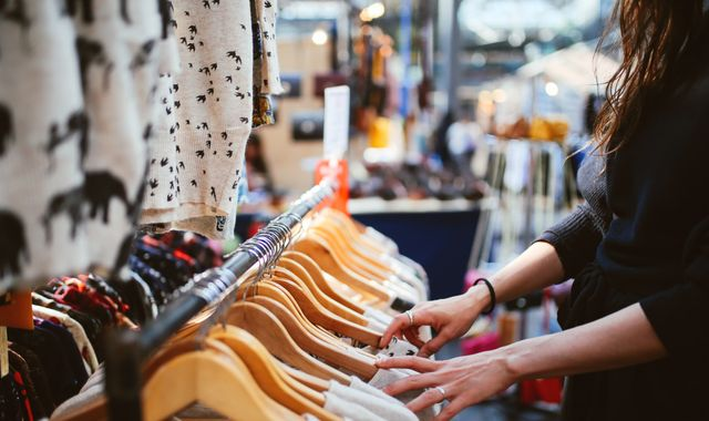 Retail sales boosted by milder weather in March
