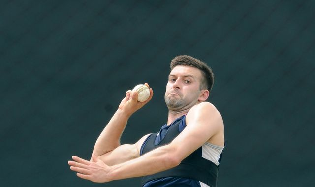 Mark Wood replaces Olly Stone in England Test squad for Windies series
